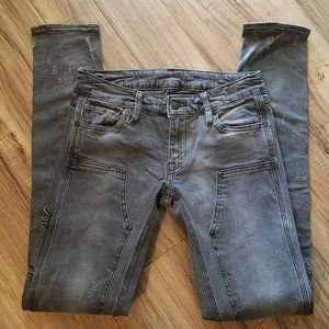 Ralph Lauren Denim & Supply Gray Skinny Jean